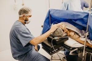 surgery and hair loss